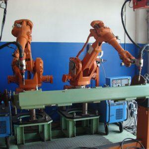 ABB Robot Gazaltı Kaynak Yedek Parçaları