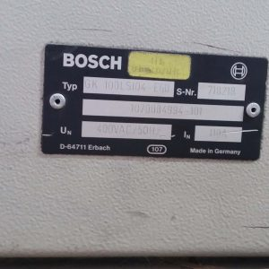 Kaynak Timer Ünitesi Bosch