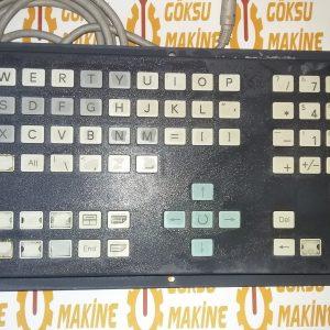 CNC Klavye Siemens 6FC5203-0AC00-1AA0