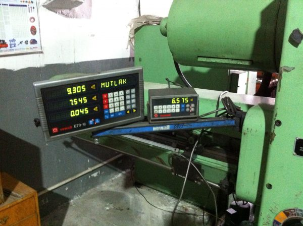 CNC Borwerk TOS 100