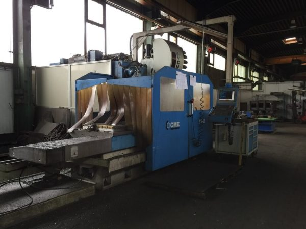 CNC Bet Milling Machine