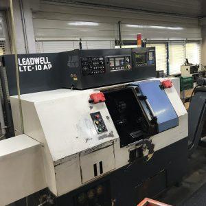 CNC Yatay Torna Leadwell LTC-10AP