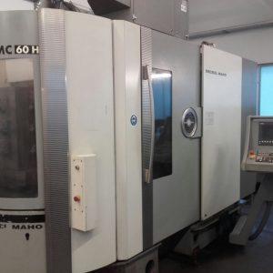 CNC Yatay İşleme Merkezi Deckel Maho DMC 60H