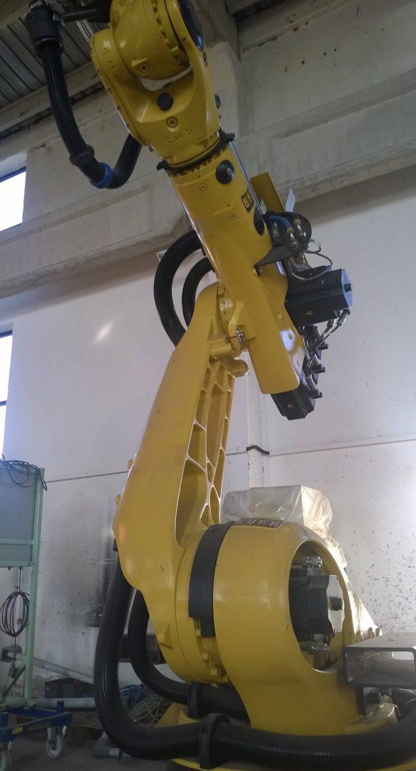 Kuka Robot KR210 Manipülatör